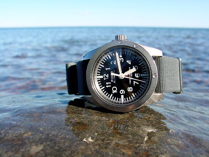seiko military sus 4s15 watch automatic japanese